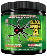 Предтренировочный комплекс Black Spider 25 30п. (Cloma Pharma)